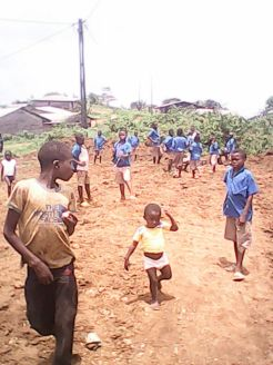 Kids needing equal education opportunities like these need your help